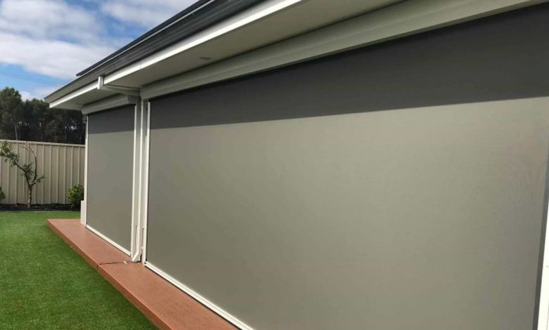 Make the best out of your porch using blinds and shutters
