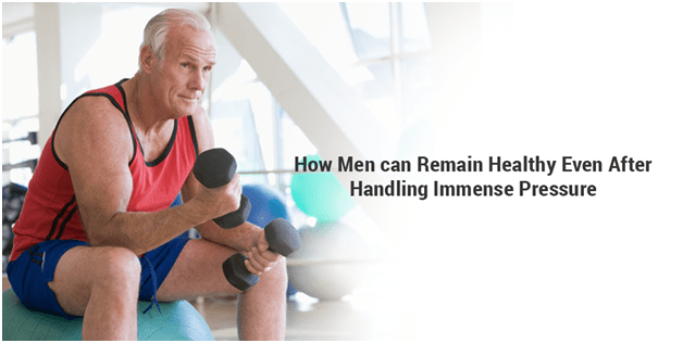 How men can remain healthy