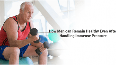 Photo of How men can remain healthy even after handling immense pressure