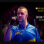 JAYSON SHAW - WIN THE 2020 MOSCONI CUP?