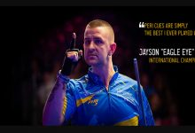 Photo of JAYSON SHAW – WIN THE 2020 MOSCONI CUP?