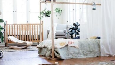 How to recreate a dreamy Child's Room