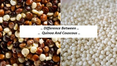 Difference Between Quinoa And Couscous